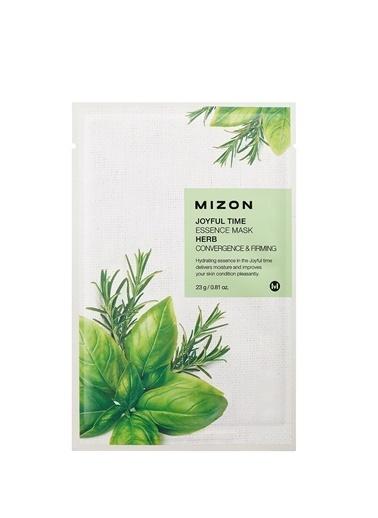 Mizon Mizon Joyful Time Essence Mask Herb Nane Maskesi Renksiz